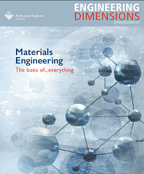 Integran Featured in PEO Engineering Dimensions Magazine