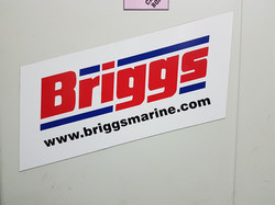 Magnetic Sign Fife