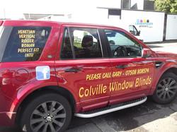 Car Vehicle Signage