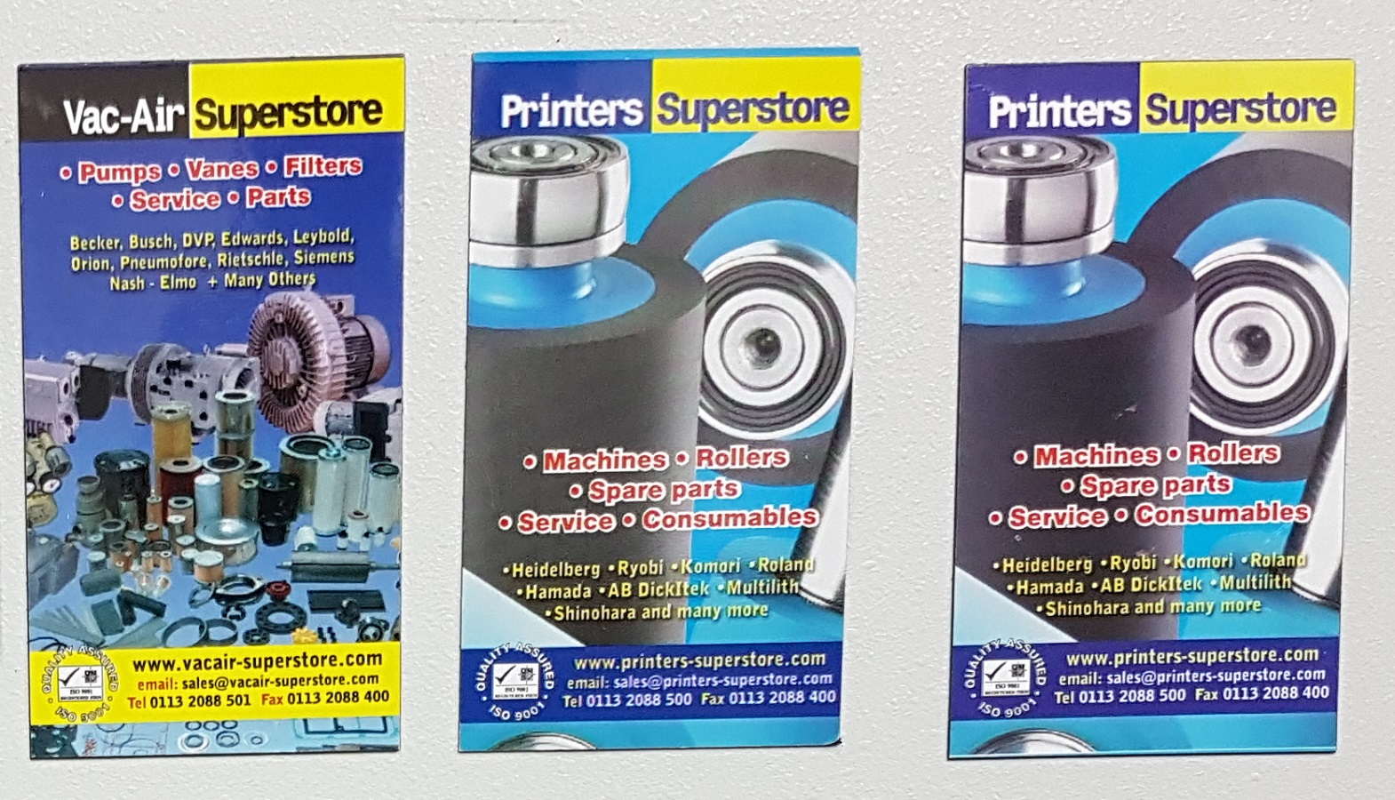 Magnetic Information Printing Fife