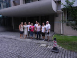 GT1 Group photo-dormitory
