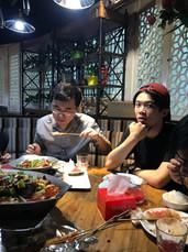 GT6_Internship Dinner After Work
