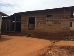 Outside of Primary & KG Classrooms