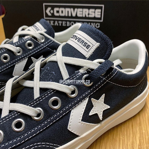 CONVERSE SKATEBOARDING BREAKSTAR OX (Smoky Black)