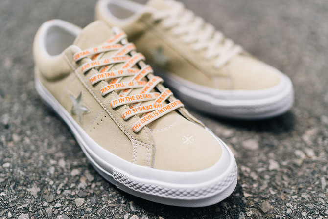"CONVERSE X FOOTPATROL ONE STAR  ""Jewels Star"""