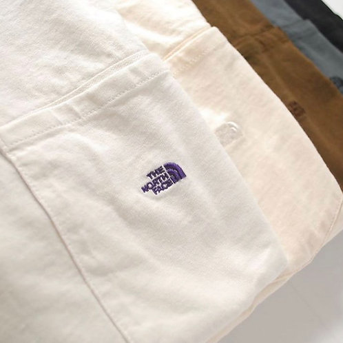 THE NORTH FACE PURPLE LABEL 7oz Pocket Tee