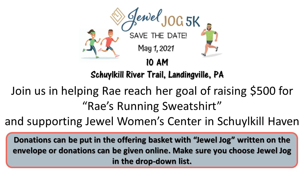 Support Rae and Jewel Women's Center