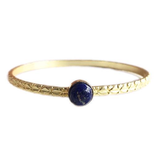 Lapis Lazuli Bangle