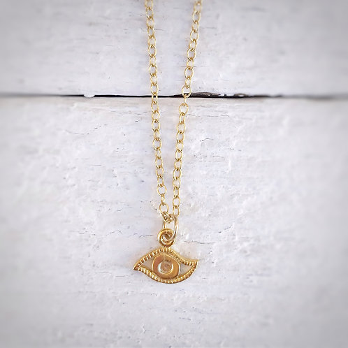 Eye of Ra Necklace