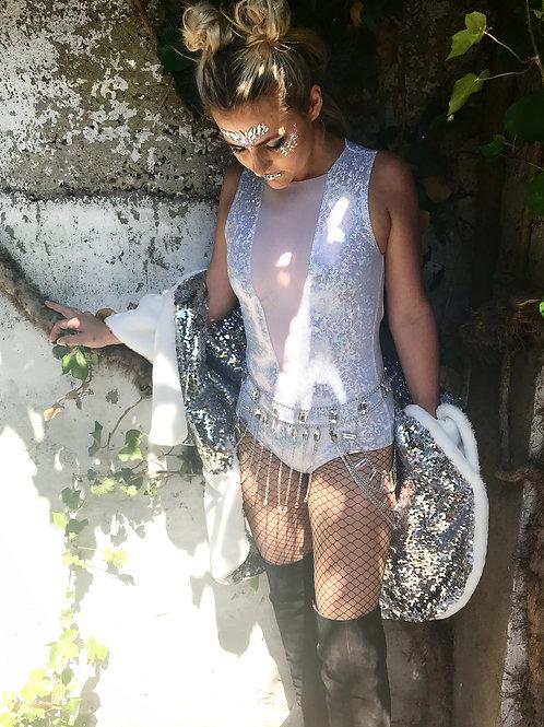 Luna Tassel Skirt