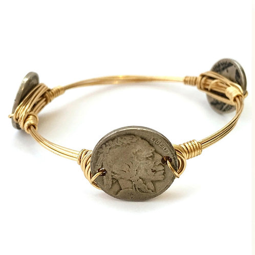 Indian Coin Bangle