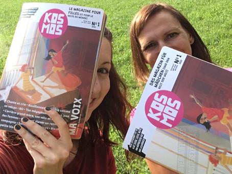Warum die Schweiz reif für Kosmonautinnen ist