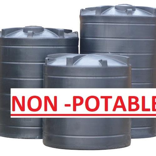 Above Ground Water Tanks NON-POTABLE