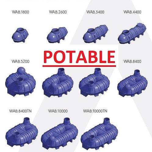 Underground Water Storage Tanks  POTABLE