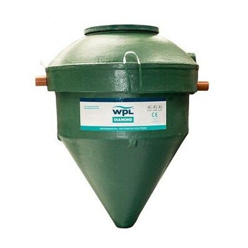 WPL Diamond DMS Sewage Treatment Plant