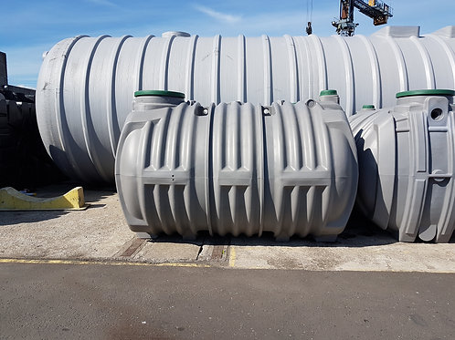 Conder HDPE Super Reinforced Septic Tank