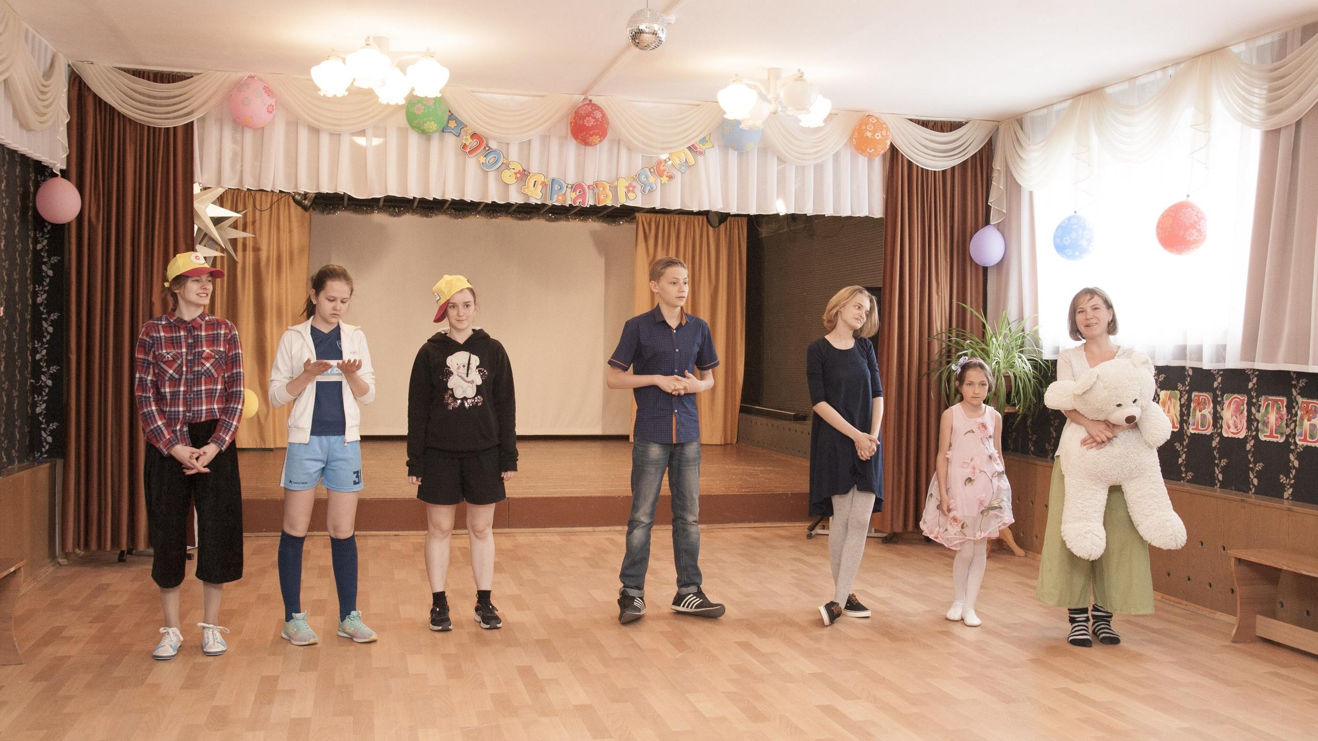 "Архив театра-студии ""Коломбина"""