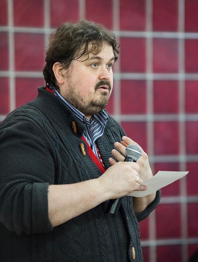 Павел Руднев