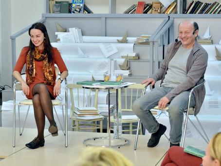 Встреча с Альбиной Гумеровой, прозаиком и драматургом