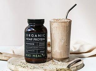 KIKI Health image (organic hemp powder s
