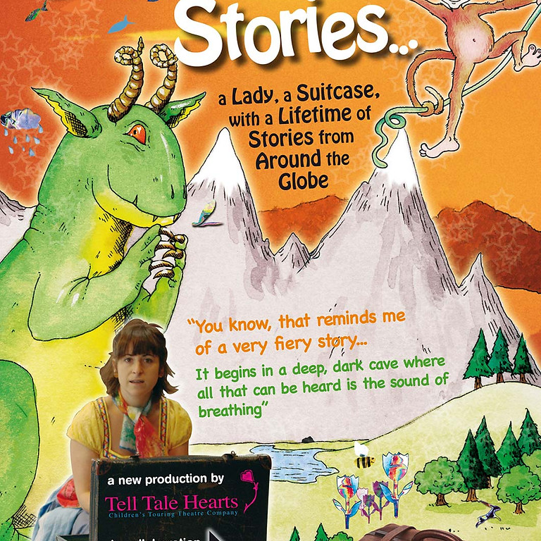 Suitcase Stories- Tell Tale Hearts