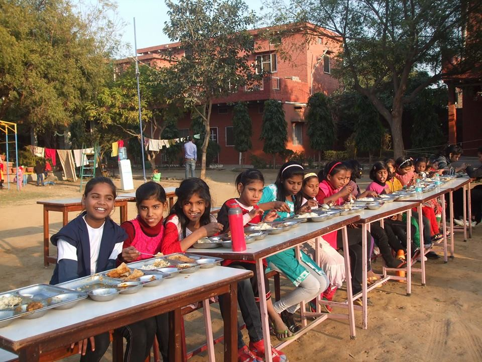Children Sponsored in Agra