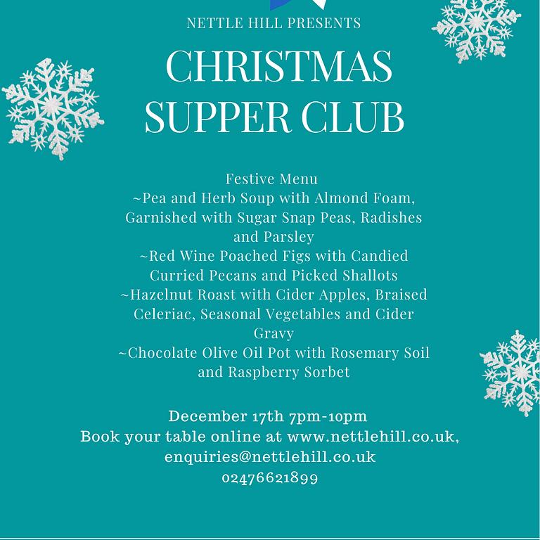 Nettle Hill's Festive Supper Club