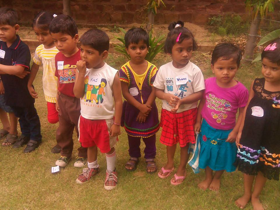 Agra Help International Children