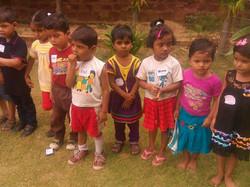 Agra Help International Children