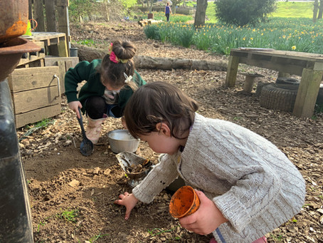 Forest School at Nettle Hill