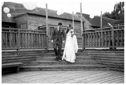 Decking at Nettle Hill
