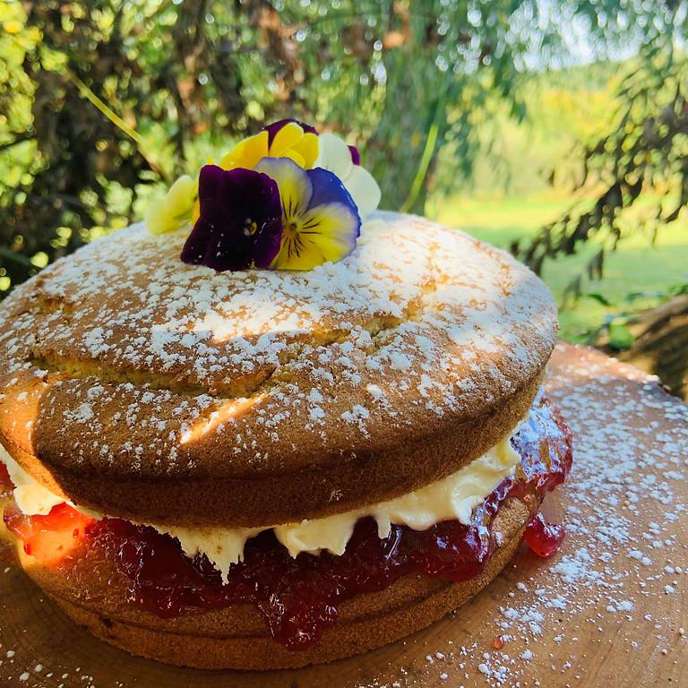 Plant based Children Cake workshop suitable 3+