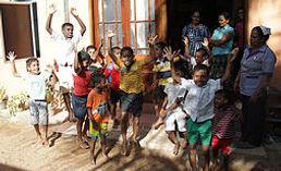 Rainbow Boys, Sri Lanka, Help International