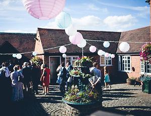 Weddings at Nettle Hill, Warwickshire