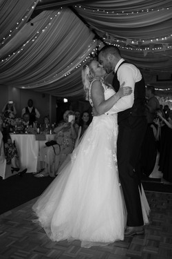 First Dance, Evening Recpetion