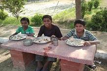 Children in Agra HI