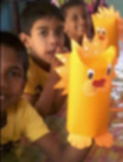 Activities Rainbow Childrens Home, Help International