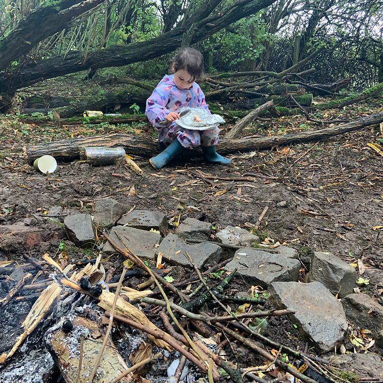 Home School Forest School September-October Sessions