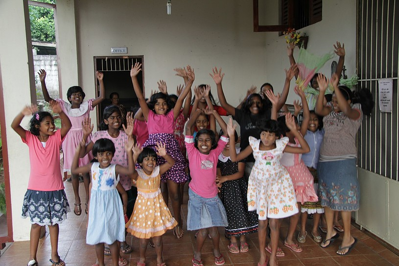 Dancing in Sri Lanka