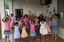 Dancing in Sri Lanka