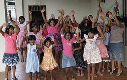 Rainbow girls Sri Lanka, Help International