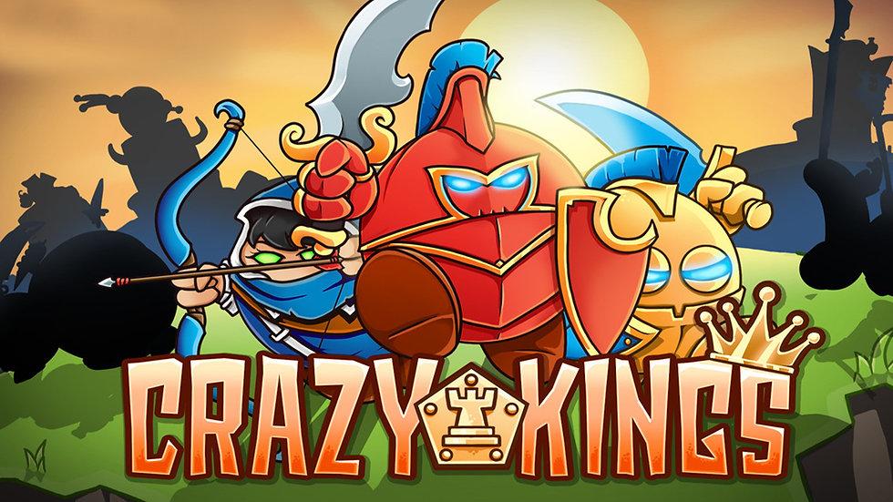 Crazy Kings Banner