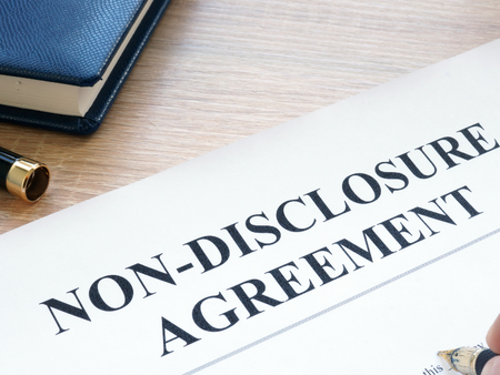 Protect Your Business with Non-Disclosure Agreements.