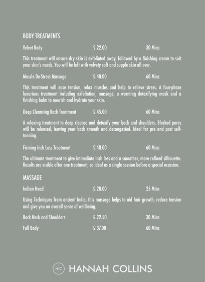 HCBT Price List Page 4