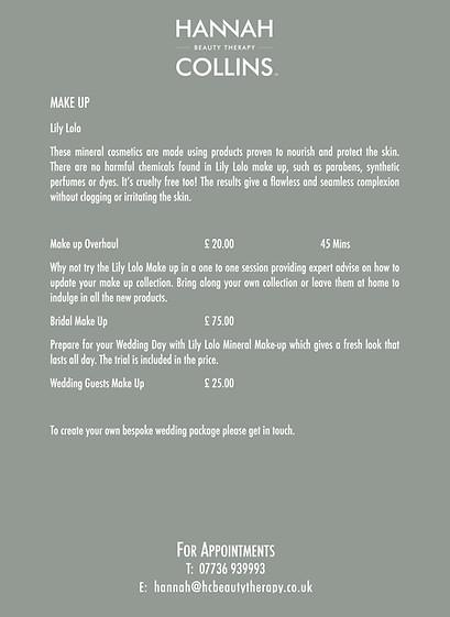 HCBT Price List Page 6