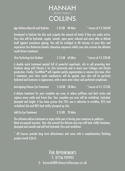 HCBT Price List Page 3