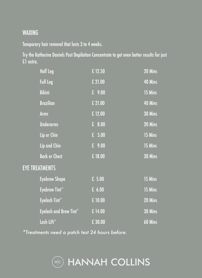 HCBT Price List Page 7