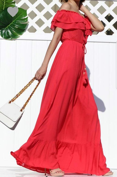 Sunkissed Maxi Dress