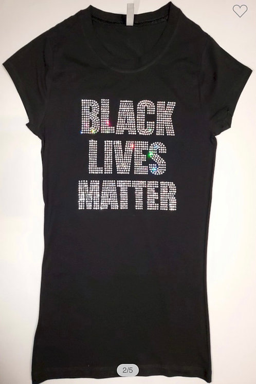 BLM Tees with Face Mask