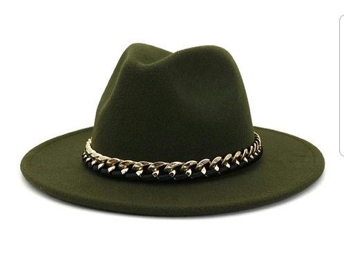 The Miranda Cow Boy Hat